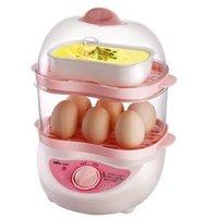 2011 new / multi steamer / boiled egg / steamed custard / steaming pasta / egg