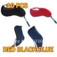 New 10pcs Golf Club Iron Head Covers Protect Headcover Wholesale