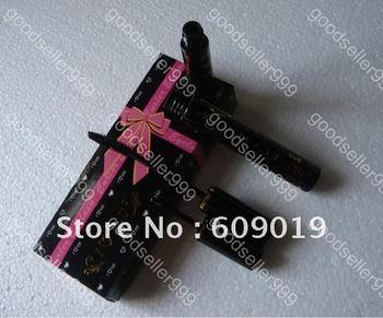 Free Shipping+Gift,New Beauty Makeup I LOVE YOU Mascara and Eyeliner ,12g,60pcs