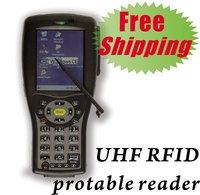 UHF RFID portable handheld reader
