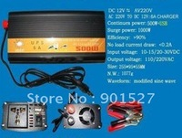 New 500W ups power inverter  Automatic 12 v to 220v  free shiping