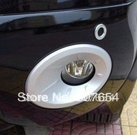 Free shipping! High quality ABS chrome for  RENAULT KOLEOS 2pcs Front Fog light cover/Front Fog lamp cover