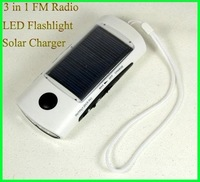 Portable Solar charger Power Bank 4000mAh output 5V & 9V, Solar mobile charger For iphone ipod  MP3/MP4/MP5/PSP Free shipping
