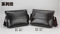 Free shipping.genuine leather bag,buiness handbag.man briefcase