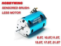 XERUN 17.5T 1900KV Sensored Brushless Motor - Blue Color