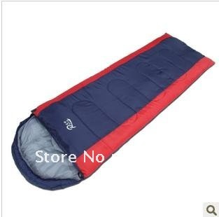 Manufacturers selling outdoor camping sleeping bag adult sleeping bags qiu dong lunch break(China (Mainland))
