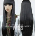 free Shipping*Imitate human hair long wigs no lace front