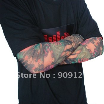 Wholesale ! 5pcs/lot  Fashion Cult Flower Tattoo Sleeves