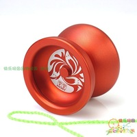 "Free shipping+Yoyo ball/the yo-yo, fire 3, ""Firefox"",(red) professional genuine[ 675003A]"