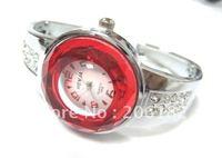 Wholesale lots New Hello Kitty fashin crystal wrist watch xf12h