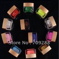Freeshipping UV Gel Glitter Gel UV Builder Colors Gel 8ml Nail Art EZFLOW UV GEL Opaque UV Gel Nail Polish Wholesale