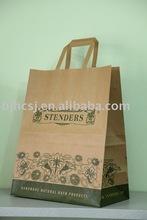 wholesale brown kraft paper bag