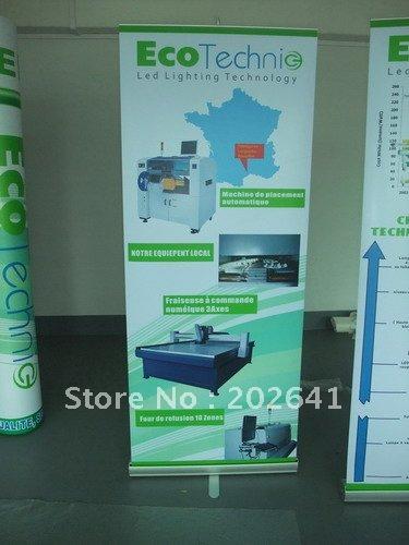 Luxury Aluminum Roll Up Stand(China (Mainland))