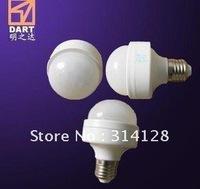 Ed anti-glare 3w E27 Motion sensor lights