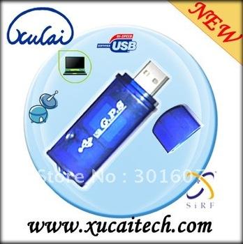high Performance Low Price USB GPS with SIRF III GPS Reciever