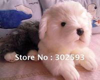 "18""-Baby Plush Puppy Toy,Poodle,old english sheepdog"