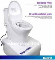 Wholesale Hygiene Bio No Electric Toilet Bidet 10pcs/lot