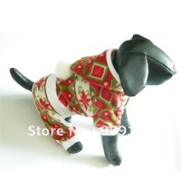 On Sale ! So Beautiful Villus  Dog Print Sweater  Dress Up You Pet  Pretty