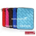 "5pcs/lot Neoprene Sleeve Bag Case Skin For 9.7"" Apple Ipad 2 II,Free Shipping"