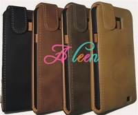 Free Shipping by DHL 100pcs Colorful Vertical leather Pouch Bag Case for Samsung i9100 Galaxy S2 S II,Many Colors Available