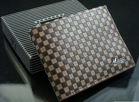 50% off discout  2011 new men' wallet  hot sales!