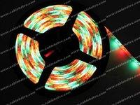 Wholesale RGB LED Strip waterproof Horse Race Led strips light 300leds RGB LED strip ribbon