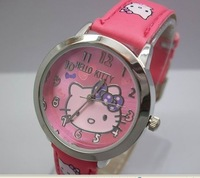 Free Shipping! High Quality Hello Kitty Watch ,fashion children watch