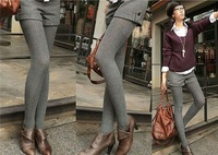 Free shipping cotton female leggings Tights Warm pantyhose