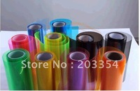 Beautiful Many Colors Available Headlight and Taillight Film for Car Lamp Free Shipping hf10m