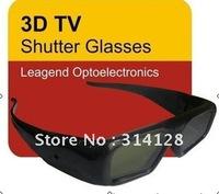 3D active shutter glasses for 3D TV(Sumsang) T1100 Black