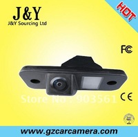 For HYUNDAI SANTA FE/AZERA , 170 degree lens angle night vision available waterproof and shockproof car reversing camera JY-9546