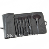 Free shiping 32 Pcs Professional Makeup Cosmetic Brush set Kit Case#8154