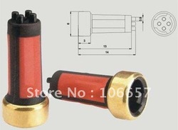 Free shipping!!!Hot sale bosch fuel injector filter for fuel injector.(China (Mainland))