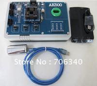 Free Shipping AK500Pro  Super Key Programmer Without Remove ESL ESM ECU    AK500+ Super BENZ key calculation tool