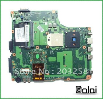 A200 AMD Integrated Laptop motherboard/green systemboard for Toshiba V000108790 Fully tested ,45 days warranty