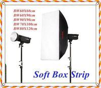 "Free Delivery Photo Studio Softbox 24 ""x24"" / 60x60cm Bowens Mount SB-BW"