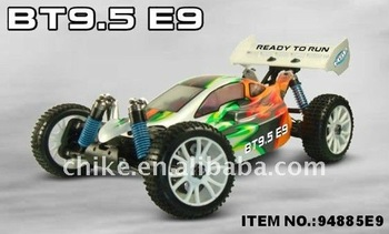 1/8 scale Brushless Electric Off-Road Buggy with 11.1V 3600mAh Lipo Battery RTR 2.4G Transmitter