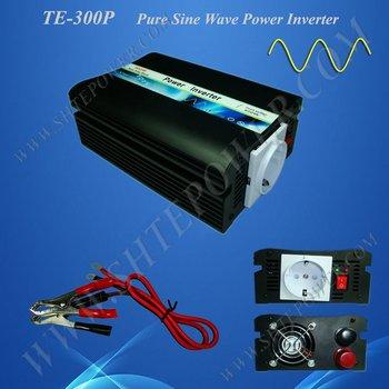 DC 24v to AC 220v 300w power inverter, true sine wave power inverter, solar invertor,Free Shipping !