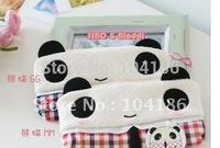 6PCS Plush Cute Panda Pen Pencil Bag Case Holder ; Pendant Cosmetics Case Storage Coin Purse Bag Case