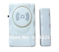 high-decibel Door & Window Entry Alarm Anti-theft Doorbell Security Alarm Magnetic Door Sensor,10pcs/lot,Free Shipping+mini:1lot