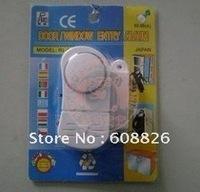 two tone Door & Window Entry Alarm Anti-theft Doorbell Security Alarm Magnetic Door Sensor, 10pcs/lot, Free Shipping+mini:1lot