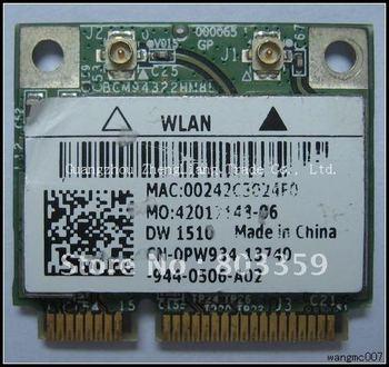 Original DW 1510 PW934 Half Wireless 802.11agn Card DW1510
