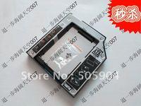 For ThinkPad  T400/T400S/T410/T410S/T500/R400/R500/W500  SATA adapter hard drive bays optical bay hard drive caddy