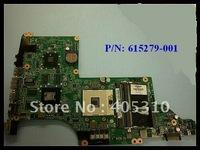 Original DV6T Intel  DAOLX6MB6H1 Motherboard 615279-001