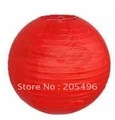 12&#39;&#39; inches red color Chinese Paper lantern lamp Wedding Party Favor Decoration ornament