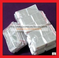 6x11cm Self Adhesive Seal Plastic Bag , opp bag , cello bags, 0.05mm thinckness, free shipping