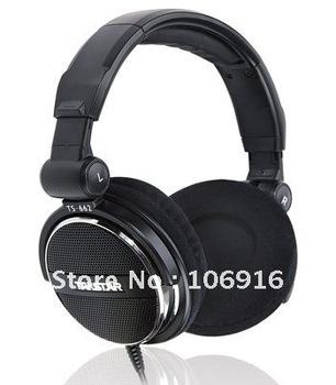 FREE SHIPPING TAKSTAR TS-662 Hi-Fi Dynamic Stereo Headphones Rock & Pop Music Appreciation HOT