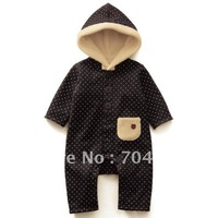 6pcs/lot-Baby Rompers/Baby sweaters/Kids Coat for WINTER/Infant vest/Chilren's Jacket