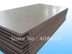 Titanium sheet, titanium plate, GR5, GR2, MOQ 20kg(China (Mainland))