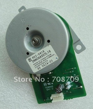 LaserJet 1320 /1160/3390 Printer DC stepper motor assembly RK2-0419-000CN /RK2-0418-000CN